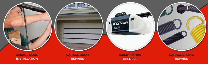 Garage Door Repair - Highlands Ranch, CO